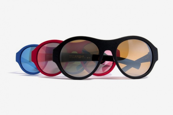 moncler to launch sunglasses with mykita 1 Moncler x Mykita Eyewear Collection