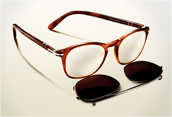 Persol Clip On Shades Persol Clip On Shades Collection