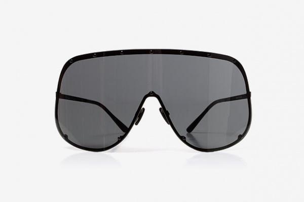 rick owens 2012 spring summer 3480 sunglasses 1 Rick Owens Spring/Summer 2012 3480 Sunglasses