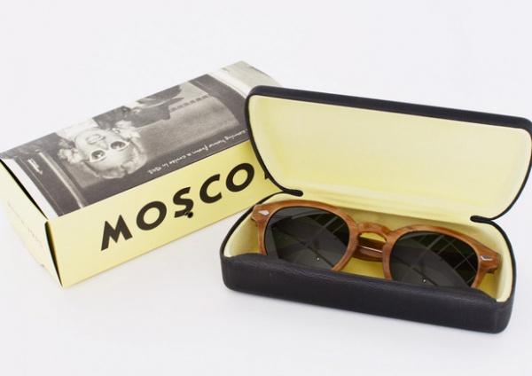 mos 3 Moscot Blonde Lemtosh Sunglasses