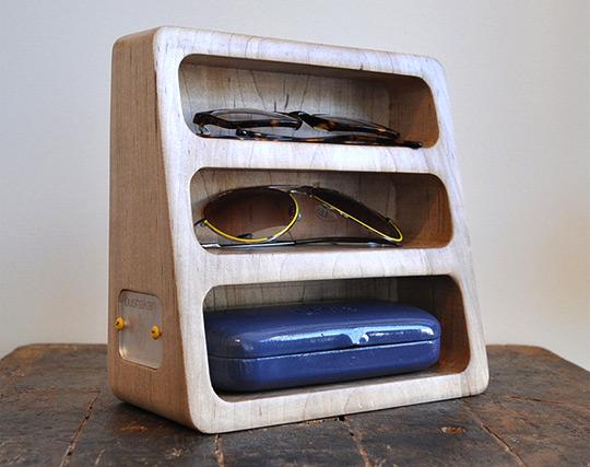 bushakan eyeglass stand 1 Bushakan Multi Pair Glasses Stands