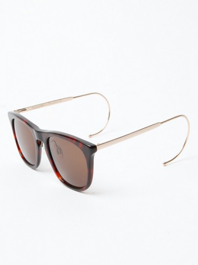 maison martin margiela cutler gross ss12 sunglasses 2 405x540 Cutler & Gross for Maison Martin Margiela Spring/Summer 2012 Sunglasses