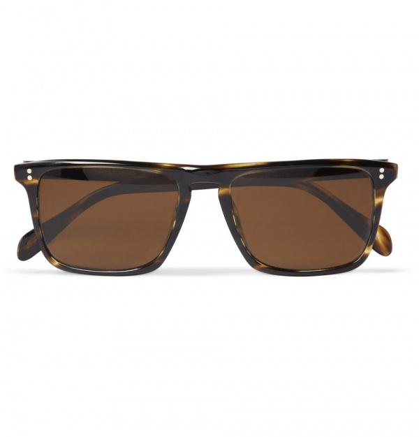 327227 mrp in xl Oliver Peoples Bernardo Sunglasses