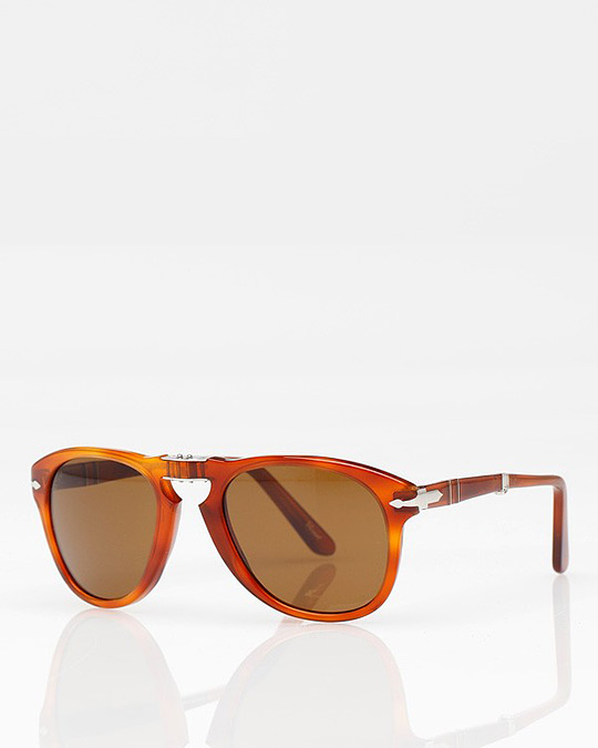 persol acetate sunglasses 3 Persol Foldable Acetate Man Sunglasses