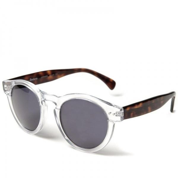 29 08 2012 illesteva leonard clearhavana large Illesteva Leonard Sunglasses in Clear/Havana