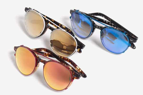garrett leight 2012 holiday eyewear 1 Garrett Leight Holiday Eyewear Collection