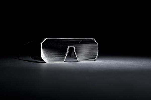 boris bidjan saberi x linda farrow shutter sunglasses a closer look 1 Boris Bindjan Saberi x Linda Farrow Shutter Glasses