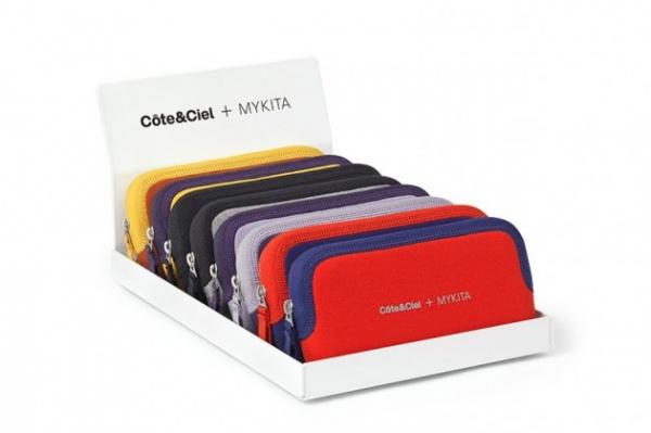 mykita cote ciel pouches 1 630x419 Mykita x Cote&Ciel Eyewear Pouches