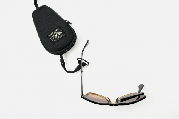 porter x oliver peoples 50th anniversary sunglasses 1 Oliver Peoples for Porter 50th Anniversary Folding Sunglasses