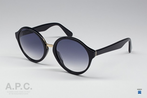 super sunglasses super 2013 02 630x419 Super for A.P.C. 2013 Sunglasses Collection