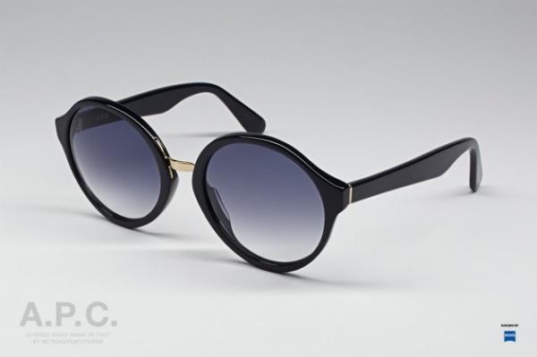 super sunglasses super 2013 02 630x419 Super for A.P.C. 2013 Sunglasses Collection
