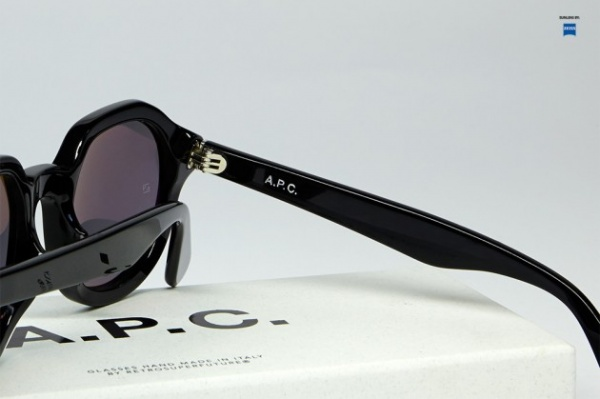 super sunglasses super 2013 22 630x419 Super for A.P.C. 2013 Sunglasses Collection