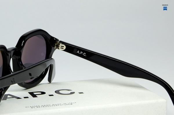 super sunglasses super 2013 22 630x419 Super for A.P.C. 2013 Sunglasses Collection