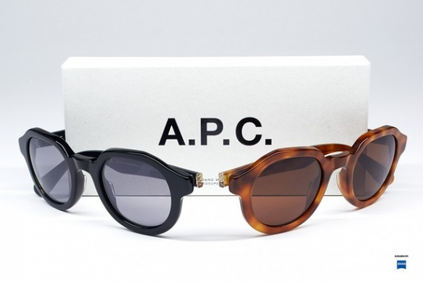super sunglasses super 2013 28 630x419 Super for A.P.C. 2013 Sunglasses Collection