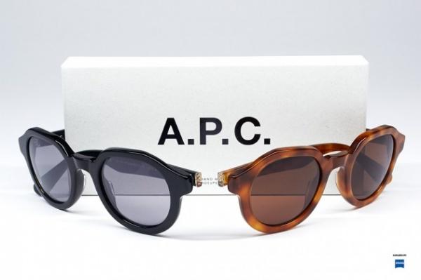 super sunglasses super 2013 28 630x419 Super for A.P.C. 2013 Sunglasses Collection