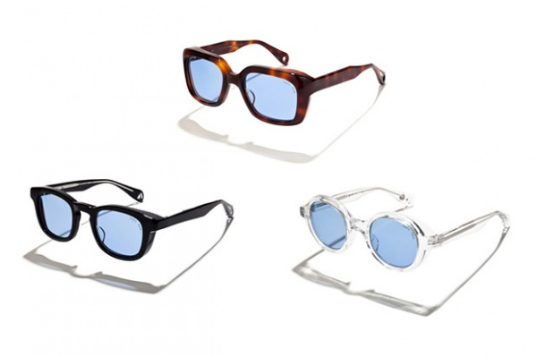 oliver peoples takahiromiyashitathesoloist sunglasses collection 1 Oliver Peoples for Takahiromiyashita The SoloIst 2013 Eyewar Collection