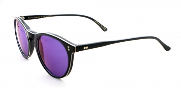 sid black profile Oliver Spencer x Eye Respect Spring/Summer 2013 Sunglasses