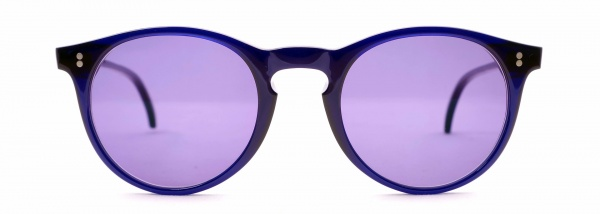 sid navy front Oliver Spencer x Eye Respect Spring/Summer 2013 Sunglasses