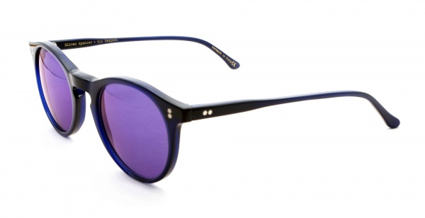 sid navy profile Oliver Spencer x Eye Respect Spring/Summer 2013 Sunglasses