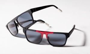krisvanassche spring/summer 2013 sunglasses