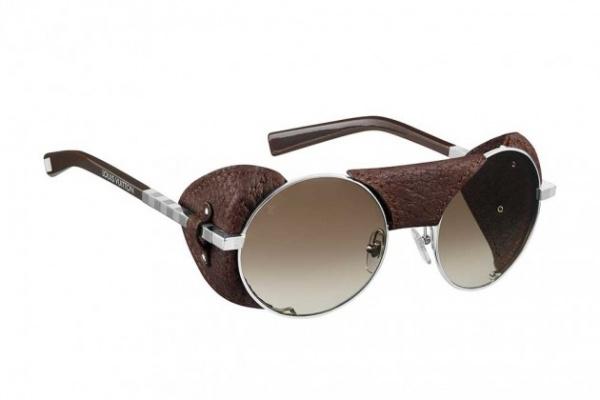 louis vuitton sunglasses 2 630x420 Louis Vuitton Vintage Aviator Sunglasses