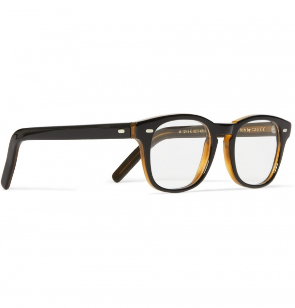 389191 mrp fr xl cutler gross two tone acetate frames