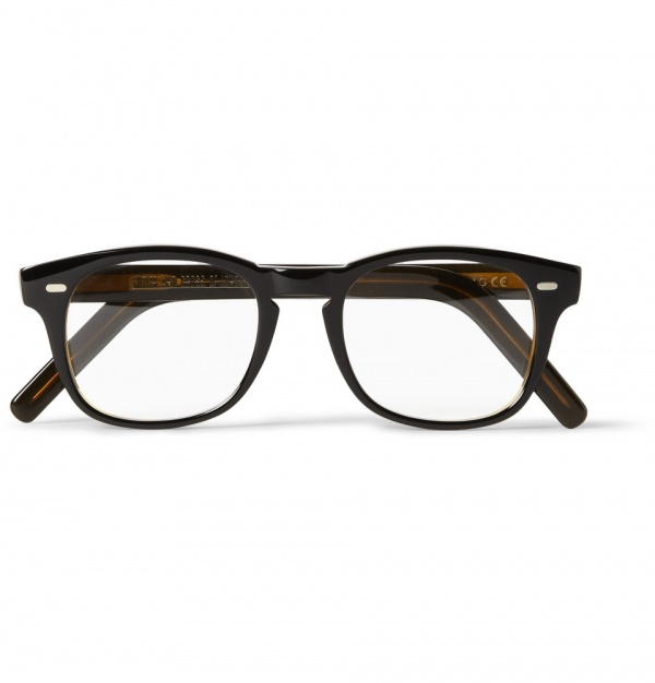 389191 mrp in xl Cutler & Gross Two Tone Acetate Frames