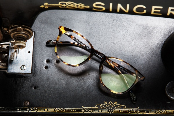 oliver peoples vintage 2013 fall sir series 5 Oliver Peoples Fall 2013 Sir Optical Collection