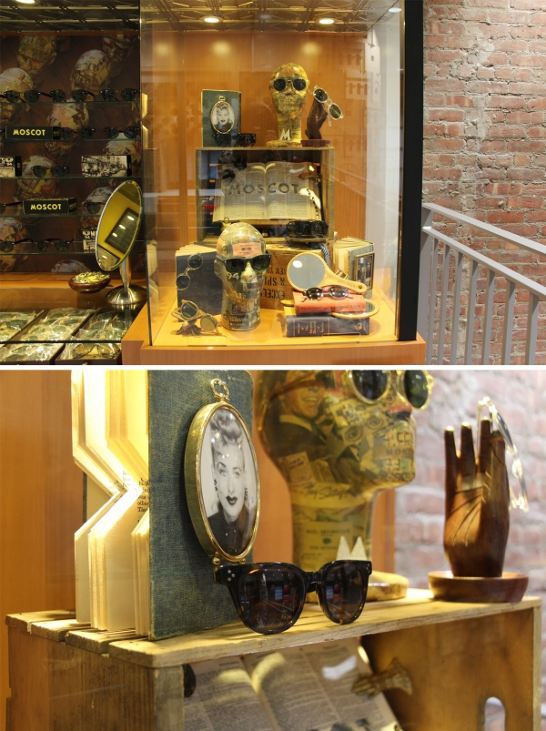 Blog Dover Street Moscot at Dover Street Market NYC