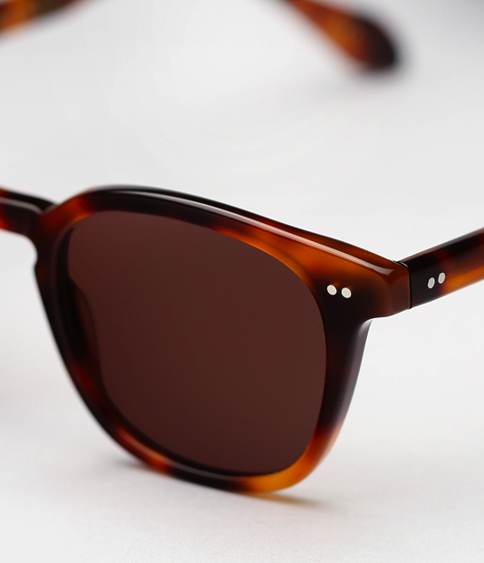 Picture 4 Garrett Leight x Mark McNairy Number 3 Sunglasses