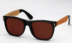 Super Basic Francis G Wood Sunglasses