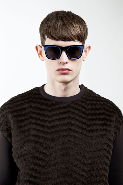 neil barrett 2014 fallwinter sunglasses 1 Neil Barrett Fall/Winter 2014 Sunglasses