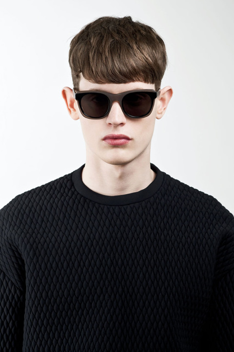 neil barrett 2014 fallwinter sunglasses 2 Neil Barrett Fall/Winter 2014 Sunglasses