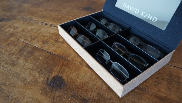 Tryon case Review: DAVID KIND Luxury Online Eyewear
