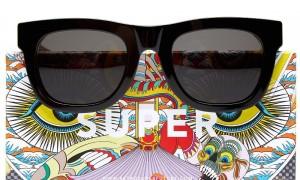 Super x Keiichi Tanaami Ciccio Sunglasses 5