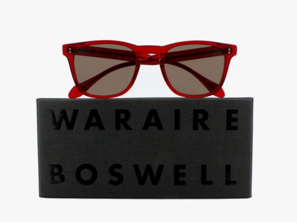 garrett leight boswell 2014 09 630x472 Waraire Boswell for Garrett Leight Made in America Eyewear Collection