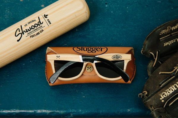 shwood for louisville slugger 2014 spring summer collection 1 Shwood for Louisville Slugger Eyewear Collection