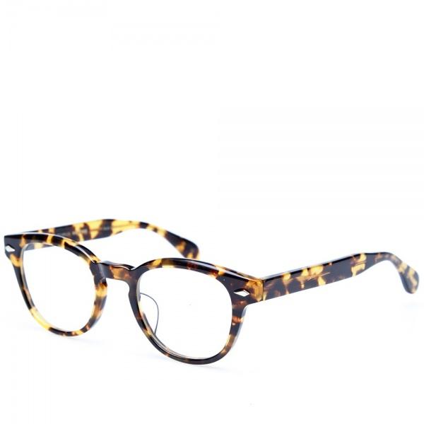 15 05 2014 maisonkitsune oliverpeoplestokyoclipsunglasses darktortoisebrowngreen 1 Maison Kitsune x Oliver Peoples Tokyo Clip Sunglasses