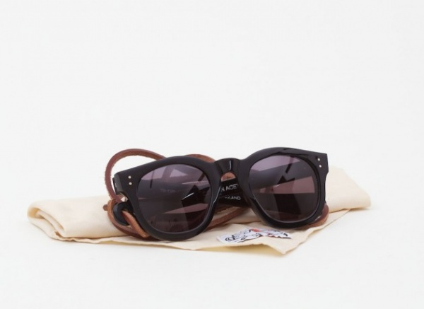 Tender Sunglasses 0 630x459 Tender Handmade Sunglasses in Mock Turtle & Black