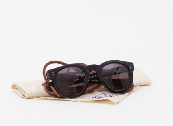 Tender Sunglasses 0 630x459 Tender Handmade Sunglasses in Mock Turtle & Black