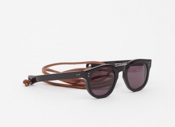 Tender Sunglasses 1 630x459 Tender Handmade Sunglasses in Mock Turtle & Black