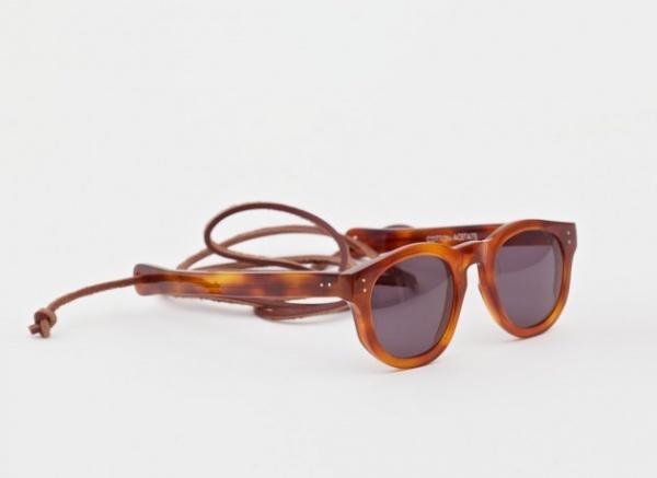 Tender Sunglasses 10 630x459 Tender Handmade Sunglasses in Mock Turtle & Black