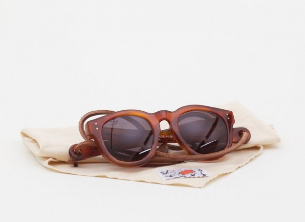 Tender Sunglasses 2 630x459 Tender Handmade Sunglasses in Mock Turtle & Black