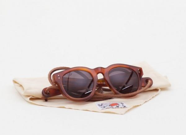 Tender Sunglasses 2 630x459 Tender Handmade Sunglasses in Mock Turtle & Black