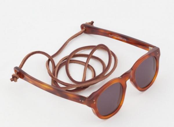 Tender Sunglasses 3 630x459 Tender Handmade Sunglasses in Mock Turtle & Black
