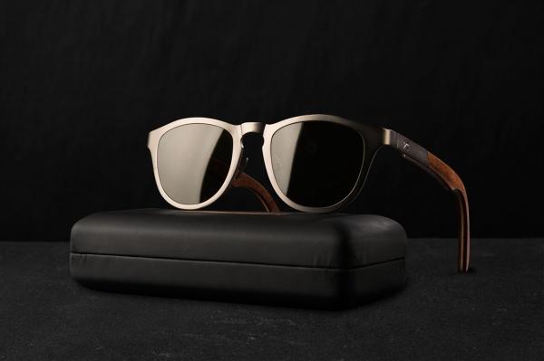 shwood titanium collection 1 Shwood Unveils New Fifty/Fifty: Titanium Collection