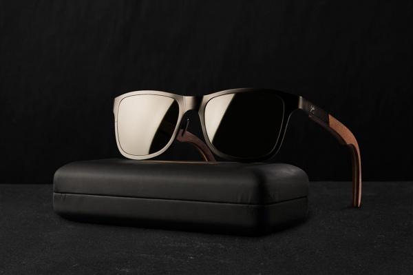 shwood titanium collection 2 Shwood Unveils New Fifty/Fifty: Titanium Collection