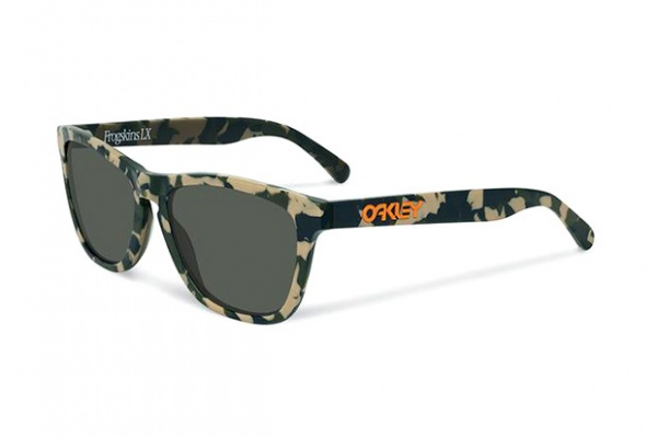 eric koston oakley frogskin sunglasses 1 Eric Koston for Oakley Frogskin LX Sunglasses