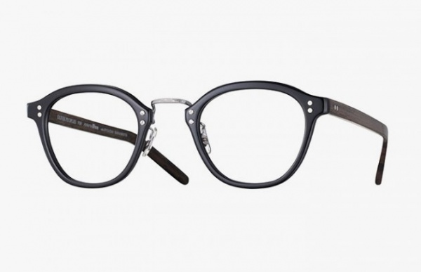 Oliver Peoples Sakamoto 03 630x407 Oliver Peoples and Ryuichi Sakamoto for moreTrees Eyewear Collection