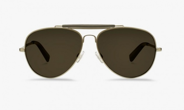 Warby Parker Into The Gloss Aviator Sunglasses 2 630x378 Compact Aviator Sunglasses from Warby Parker & Into the Gloss